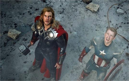 Enter Your Movie: The Avengers Movie Stills
